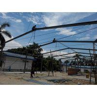深圳铁皮瓦房搭建专业高效施工钢结构