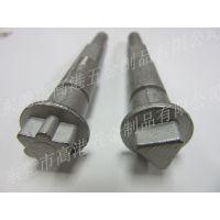专业定制不锈钢锁杆锁芯 不锈钢五金配件 精密铸造 全硅溶胶机械器具 低压铸造