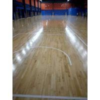 鑫德体育客户选购率高的体育馆运动实木木地板厂家