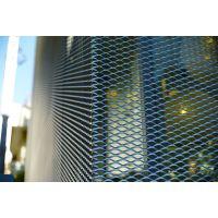 铝拉网吊顶/铝扩张网/拉伸网幕墙