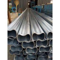 8字钢管厂商|镀锌8字管厂家 15522995498