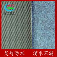 厂家直销1.2mm高分子pvc防水卷材 企标带布聚氯乙烯pvc防水材料 屋顶防水补漏材料
