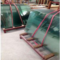 迈威玻璃加工厂专业生产 6mm超白钢化玻璃 透光率强质量稳定