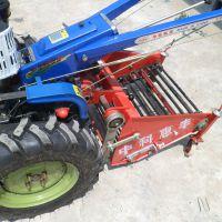 中科惠丰收获机各种根茎类薯类农作物通用型深挖收获机深浅可调整