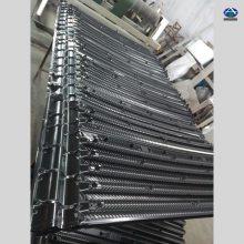 制冷设备BAC填料1300宽大波峰闭式冷却塔填料【华强】
