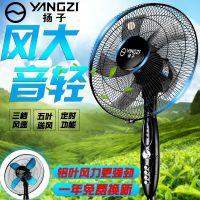 电风扇落地扇立式电扇家用学生静音非遥控扇落地电风扇一件代发