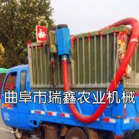 小麦玉米输送吸粮机 车载软管电动吸粮机 粮食软管吸粮设备