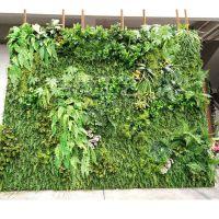 成都塑料植物墙 商场绿植风景背景墙 专业设计师免费设计欧式仿真植物墙
