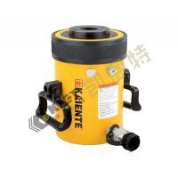 提供优质的单作用中空液压千斤顶 凯恩特生产销售