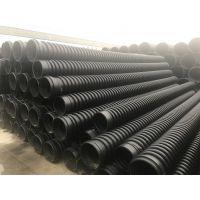 江西厂家销售HDPE缠绕增强管 克拉管 B型管