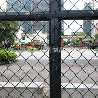 泰州篮球场围网厂家 体育护栏网 勾花围栏网