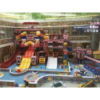 淘气堡儿童乐园室内设备大型室内游乐场商城亲子主题乐园设施开欣童伴