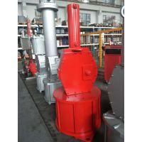 DRG01-D05-63 富罗泰克 拨叉气动执行器 大口径阀门气缸 大型气动执行器 大口径球阀气缸