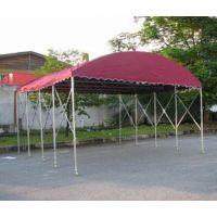 长沙厂家随意定做活动伸缩雨棚可移动户外帐篷大型推拉雨棚夜宵篷