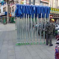 北京平谷区活动帐篷推拉棚布遮阳蓬停车棚海鲜排挡蓬物流雨棚布厂家直销