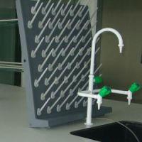 LABCOCO实验室家具实验台水池龙头三联 双口单口厂家直销现货