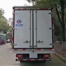 5米左右冷藏车哪里有卖多少钱
