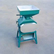 供应五谷杂粮挤扁机 优质小麦玉米压片机 圣鲁粮食机械