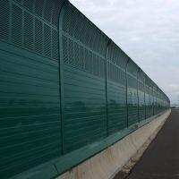 高速公路声屏障 透明隔音墙道路隔音板玻璃钢声屏障