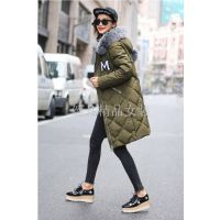 广州的高端大气品牌女装有哪些 找fashion女装羽绒服羊绒大衣