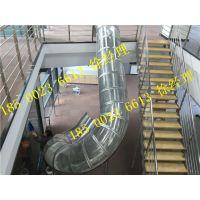 北京海鹏滑梯厂家 定制非标不锈钢滑梯游乐设施