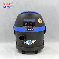 静音工业吸尘器|学校客房家用凯德威便携式插电工业吸尘器