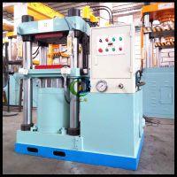 河北二手800吨液压机精密挤压成型液压机二手大型拉伸油压机