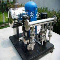 卫生级不锈钢DWS无负压供水设备 生活供水泵房供水设备安装维修