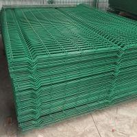 亚荣星无框双边丝护栏 小区护栏生产批发 出售勾花网机械