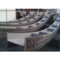 弧形钢构件加工出口厂家-三维钢构