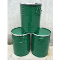 厂家供应定制优质加厚 耐用高强度密封50kg包装铁桶