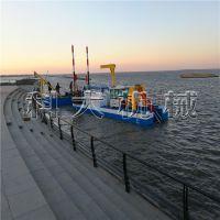 河道清淤 清淤挖泥船 挖泥船型号