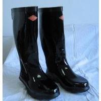 高压绝缘靴25KV35KV5KV绝缘胶鞋电工鞋10KV男女绝缘鞋子高压15KV