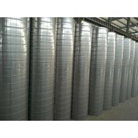 镀锌方形通风管,350螺旋通风管道,原厂制造直销,优质品质服务