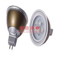 下照式照明LED射灯 MR16大功率LED灯杯 特亮光电TEL-SH002