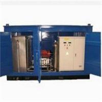 鞍山系列柴油动力高压清洗机 高压清洗器信誉保证