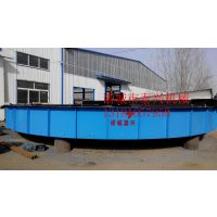 诸城泰兴供应圆形气浮机 造纸污水处理用浅层气浮机 质量保证