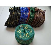 2018新款尼日利亚Nigeria / 刺绣羊毛帽embroidered wool cap