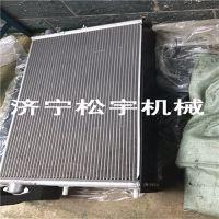 供应原厂小松挖掘机PC400-8液压油散热器现货水箱散热器