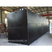 普蕾特地埋式MBR一体化加油站生活污水处理设备