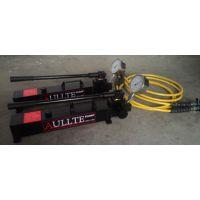 超高压手动泵有哪些用途?能和那些液压工具配合使用?