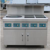 方宁5头煲仔饭炉 商用西厨设备系列 电煲仔组合炉