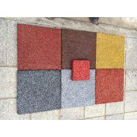 彩色透水混凝土重庆供应商继宁建筑材料公司
