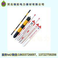 供应PVC电线杆拉线护套 电力安全护套管黑黄反光电力拉线保护套电缆保护套 反光警示管