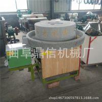 鼎信专业供应50型面粉石磨 杂粮专用磨粉设备