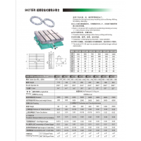 超精密油壓齒式分割台/超精密齒式搪銑分割台/电脑数控分度盘/中國台灣创造