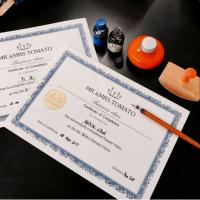 布谷鸟 A4特种纸荣誉证书内芯认证资格奖状纸马拉松志愿颁奖证书定制