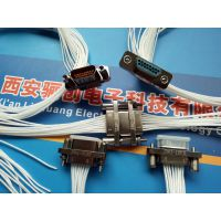骊创-航天电器【J30J-15TJ】15芯连接器插头-正品保质-现货秒发-热销