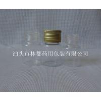 青岛林都供应10ml透明螺口口服液瓶