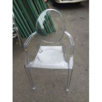 上海家具租赁:桌椅租赁 亚克力椅子 透明魔鬼椅出租